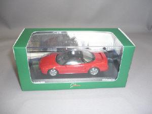 京商 NSX テストカー ニュルブルクリンク レッド 1/43