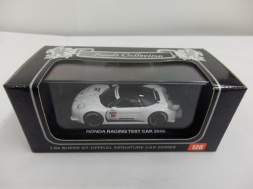 ホンダレーシング テストカー 2006 1/64 ビーズコレクション