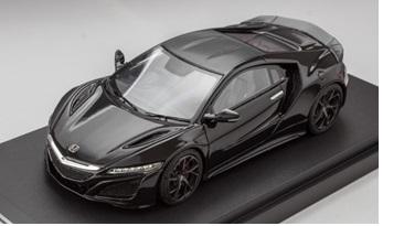 ホンダ NSX  メーカーオプション仕様 1/43 ブラック