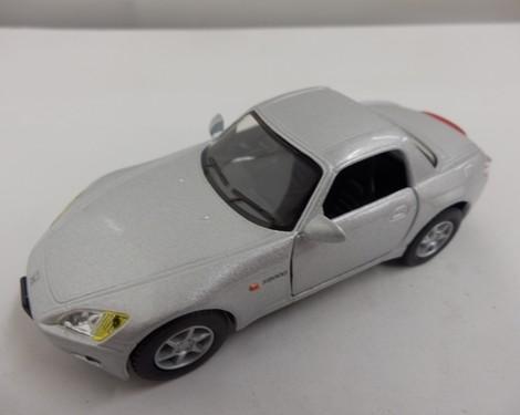 ホンダ S2000 シルバー 1/32
