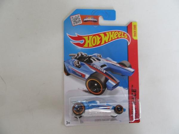 HONDA RACER BLUE
