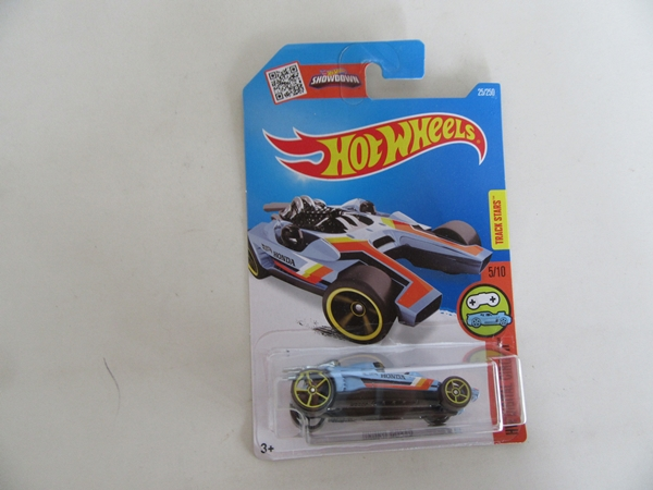 HONDA RACER LIGHT BLUE