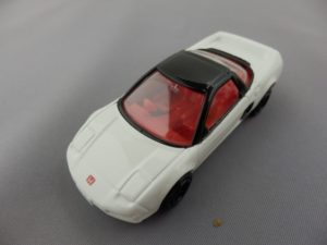 NSX-R ホワイト ホンダスピリット