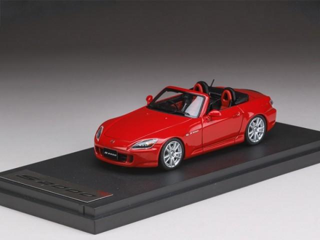 ホンダ S2000 (AP1) 2003  レッド(ブラック/レッドインテリア)