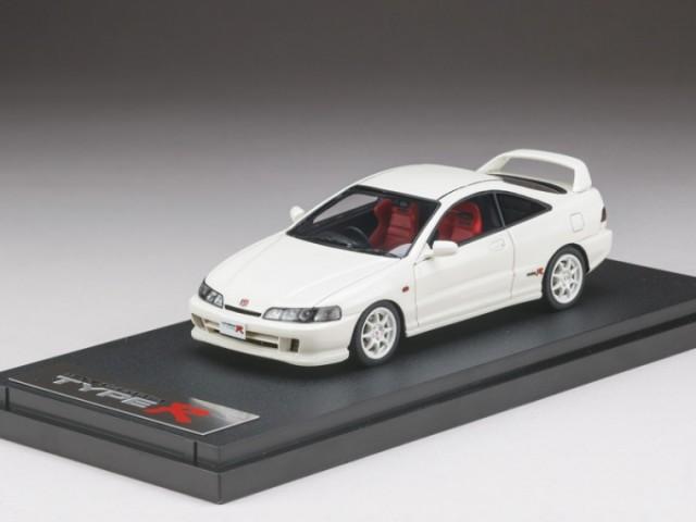 ホンダ インテグラ タイプR (DC2)1995 チャンピオンシップホワイト
