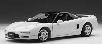 ホンダ NSX タイプR 1992 ホワイト 1/18