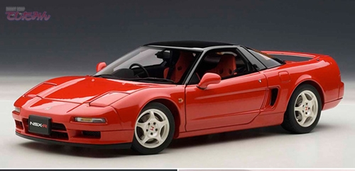NSX タイプR 1992 レッド 1/18