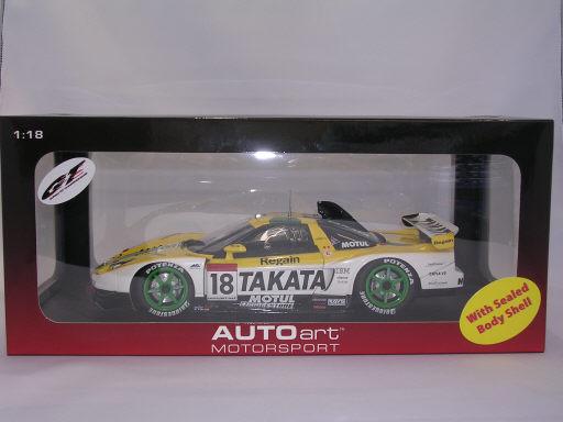 タカタNSX JGTC2003 1/18