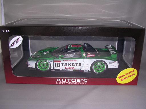 タカタNSX JGTC2004 1/18