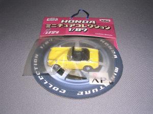 ホンダ S800 イエロー 1/87