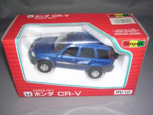 ホンダ CR-V 1/40 ブルー セガ・アガツマ