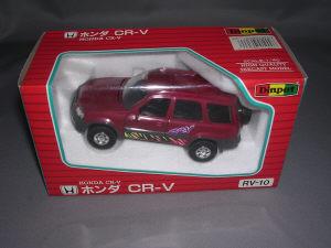 ホンダ CR-V 1/40 レッド セガ・アガツマ