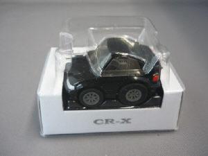 ホンダ CR-X ブラック ホンダスタイル