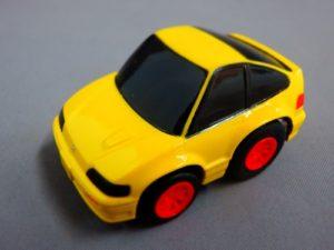 ホンダ CR-X イエロー バラエティパック Ⅳ