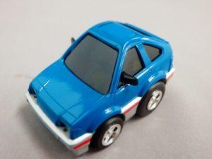ホンダ CR-X ブルー/シルバー ホンダ限定セット