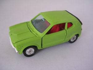 Honda Z グリーン 1/38