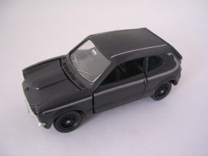 Honda Z ブラック 1/38 ホンダ特注