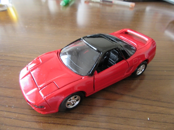 ホンダ NSX 1991 レッド