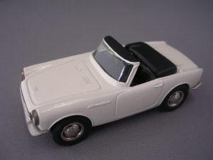 S600 オープン ホワイト 1/43 アンチモニー製