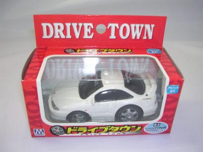 インテグラ タイプR ホワイト ドライブタウン