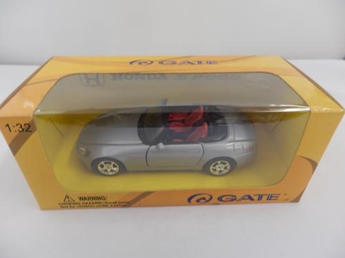 ホンダ S2000 シルバー