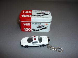 ホンダ  NSX パトロールカー  マスコットトミカ