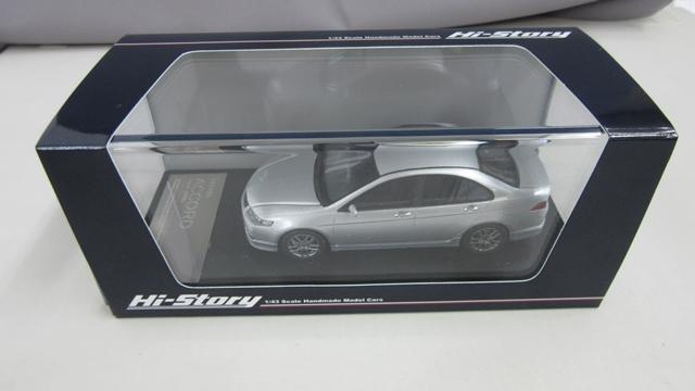 Honda ACCORD EueoR 2005 SILVER