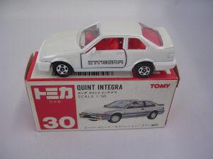 クイント インテグラ ホワイト STD30