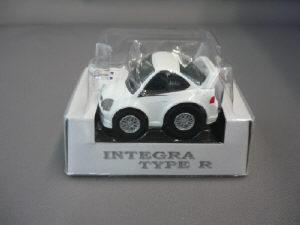 ホンダ インテグラ タイプR ホワイト ホンダスタイル