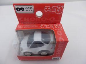 ホンダ インテグラ タイプR ホワイト 赤箱