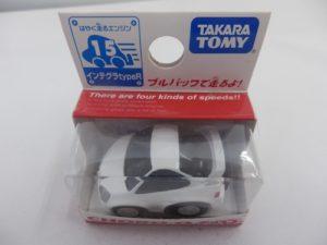 ホンダ インテグラ タイプR ホワイト 白箱