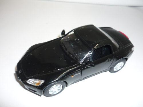 ホンダ S2000 Ver2 ブラック 1/32