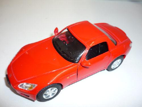 ホンダ S2000 Ver2 レッド 1/32