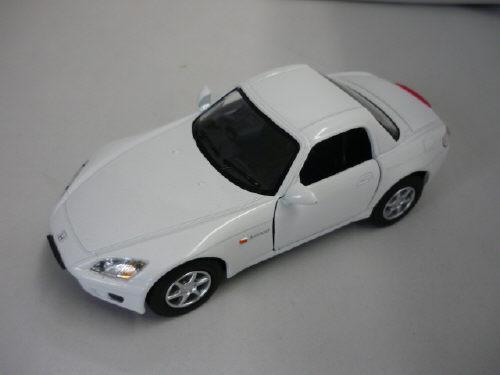 ホンダ S2000 Ver2  ホワイト 1/32