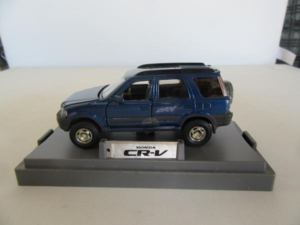 ホンダ CR-V ブルー 1/43