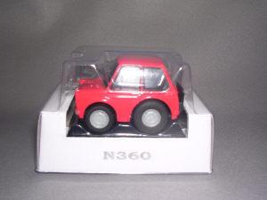 ホンダ N360 レッド ホンダスタイル