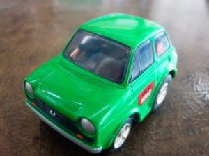 ホンダ N360 グリーン チョロQシャンプー