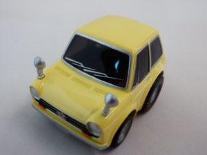 ホンダ N360 日本の名車トイズドリーム イエロー