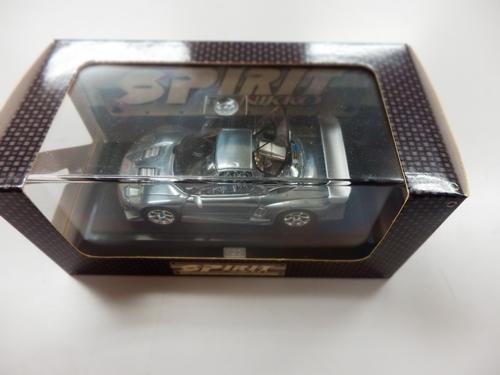 ホンダ NSX シルバーメタリック