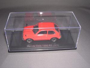シビック 1200 RS 1974 国産名車コレクション