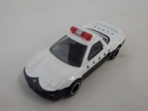 NSX パトカー 僕の街のパトロールカー