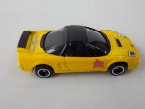 NSX-R イエロー 東京モーターショー2002