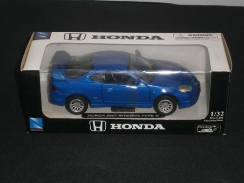 ホンダ インテグラ タイプ゚R 2001 ブルー その2