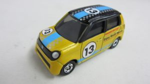 N-ONE レースカーセット No.13 イエロー