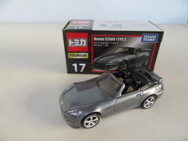 Honda S2000 TYPE-S