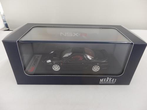 ホンダ NSX-R(NA2) ブラック 1/43
