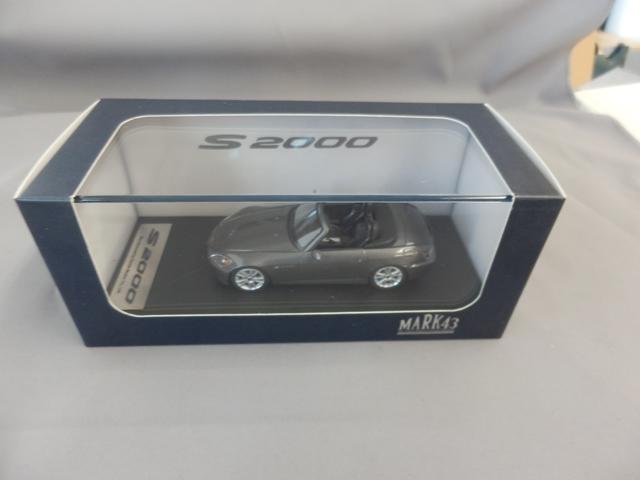 S2000 (API) 1/43 ムーロックメタリック