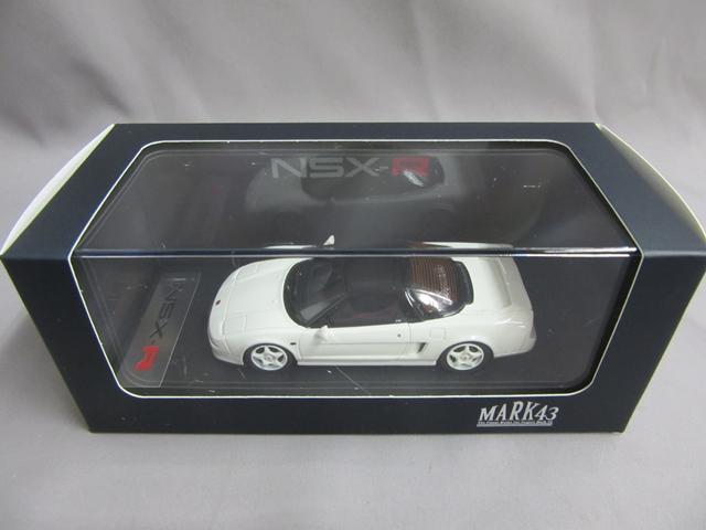 ホンダ NSX-R (NA1) ホワイト 1/43