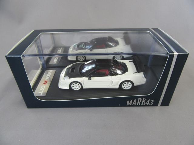 ホンダ NSX-R GT (カスタム仕様) チャンピオンシップホワイト