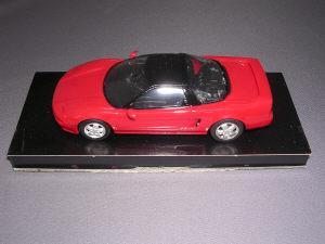 ホンダ NSX 1/43 レッド 右ハンドル